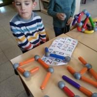 Bezoekje in het eerste leerjaar