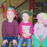 Gekke hoeden! Carnaval!