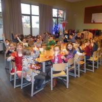Kerstfeest in de klas