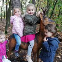 Trollen en kabouters in de herfst