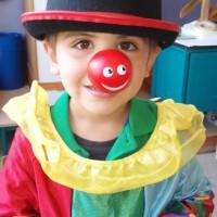 Waar is Tito de clown?