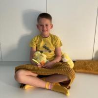 Alles geel