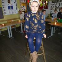 Alona verjaart op 24 december. Proficiat