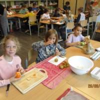Fruitfeest in de klas!