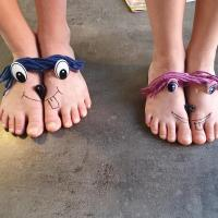 Gekke voetendag